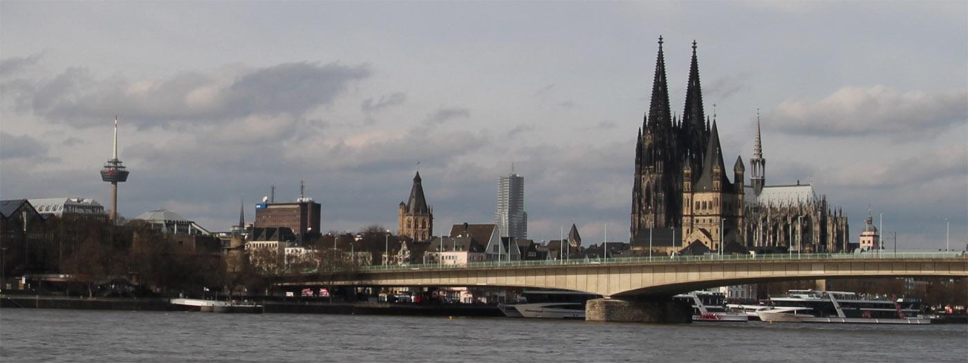 Messewohnungen in Köln
